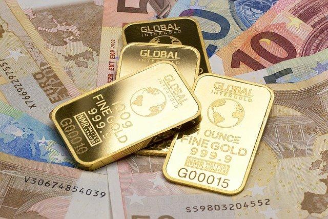 zlato jsou peníze
