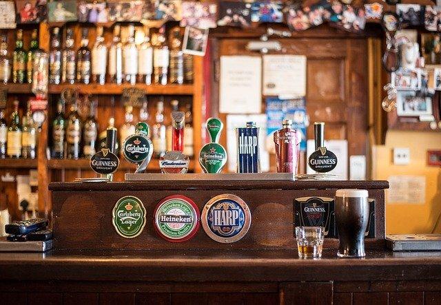 tradiční bar