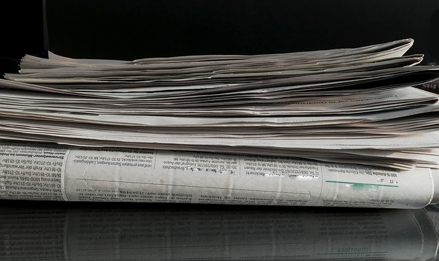 svazek novin