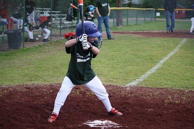 malý baseballista