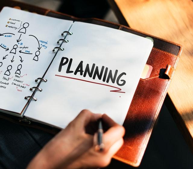 plánování hypotéky